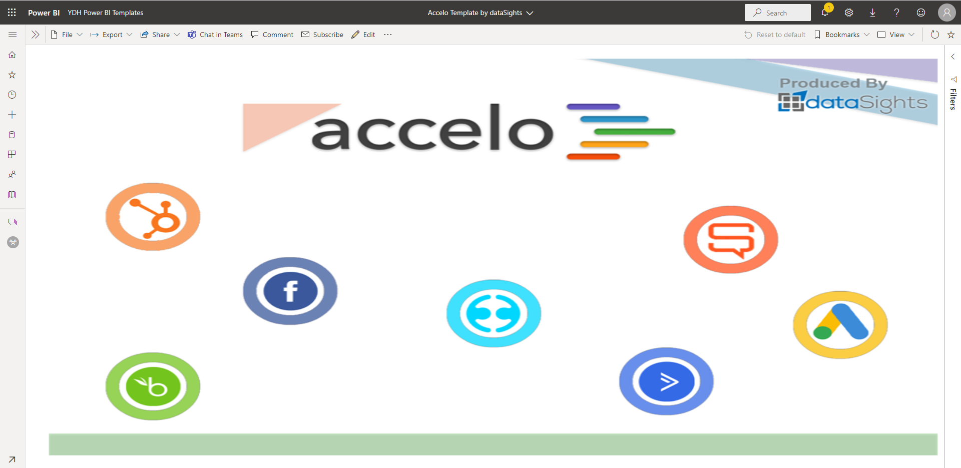 Accelo Build your own reports or let us build them for you
